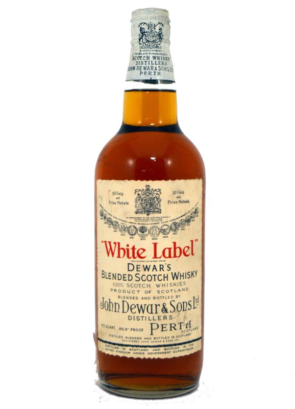 White Label Años 60 - 4/5 Quart - 86,8º