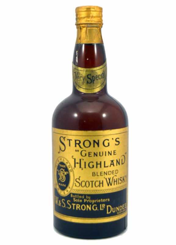 Strong's Genuine Highland - Años 60